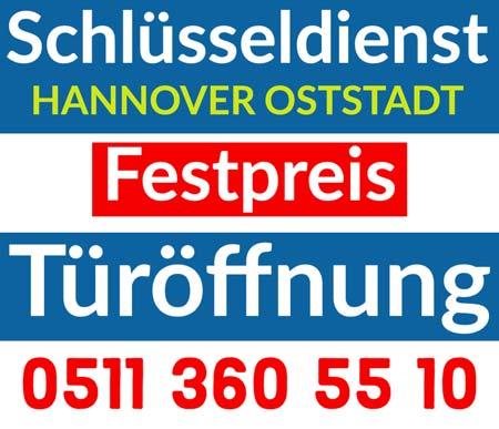 Schlüsseldienst Hannover Oststadt Festpreis